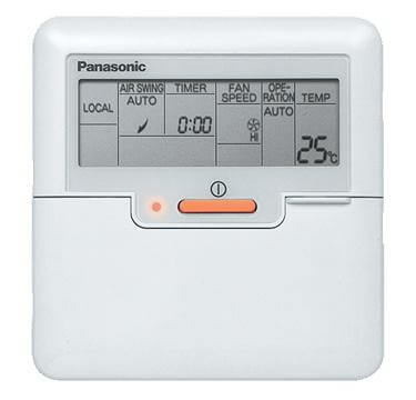 panasonic key pad ducted air conditioning perth. Black Bedroom Furniture Sets. Home Design Ideas