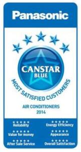 Panasonic Canstar 2014